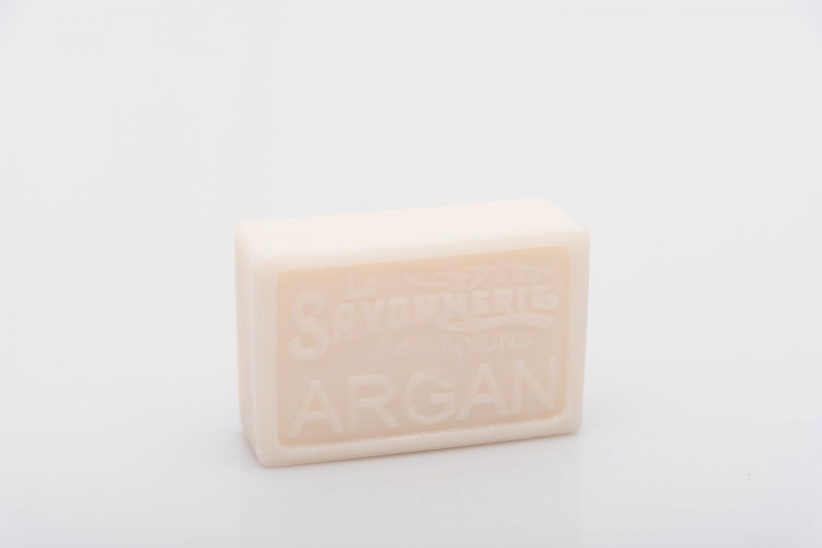 Мыло с аргановым маслом прямоугольное 100 гр. vivacite.ru