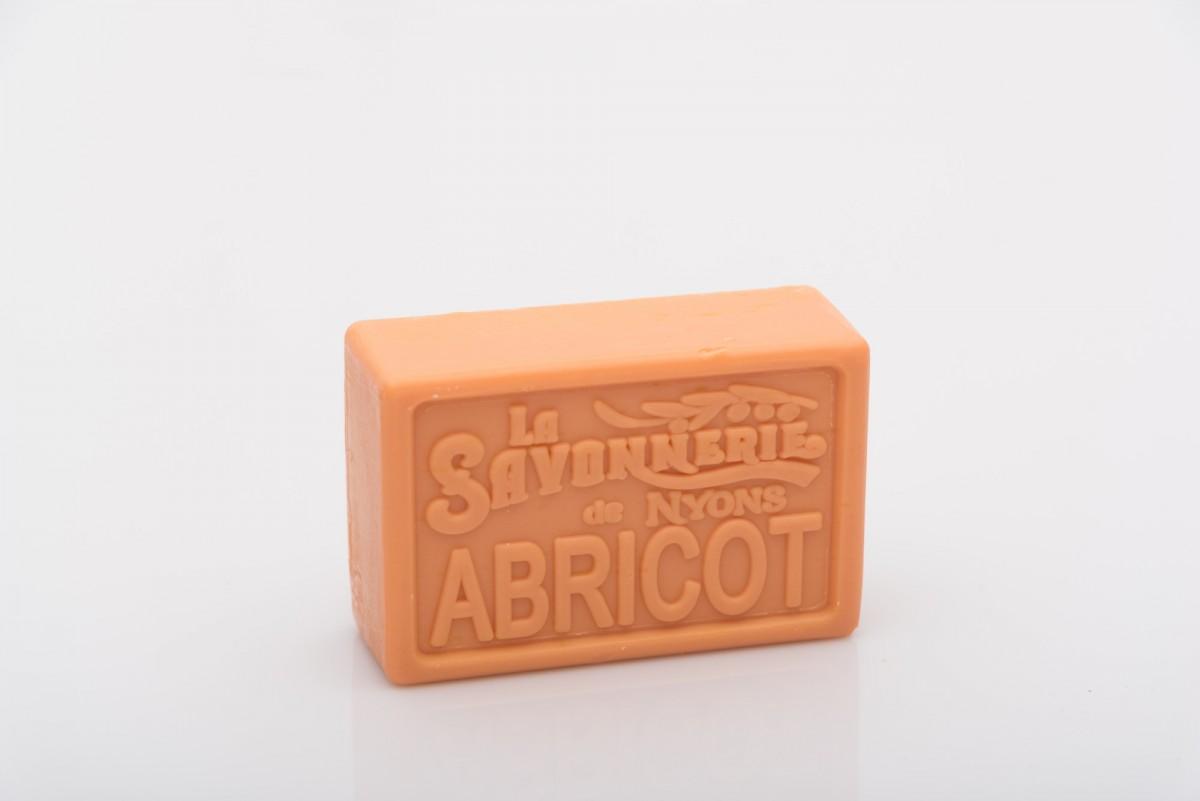 Мыло с абрикосом прямоугольное 100 гр. vivacite.ru