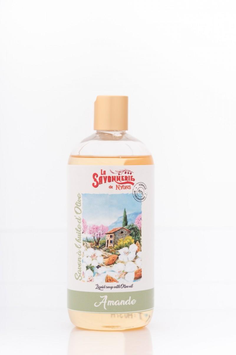 жидкое мыло с миндалем www.vivacite.ru
