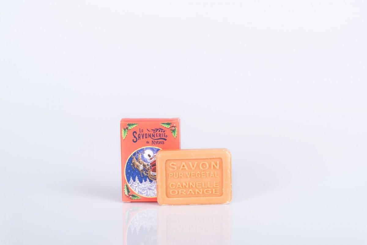 Гостевое мыло с корицей Санки 25 гр.