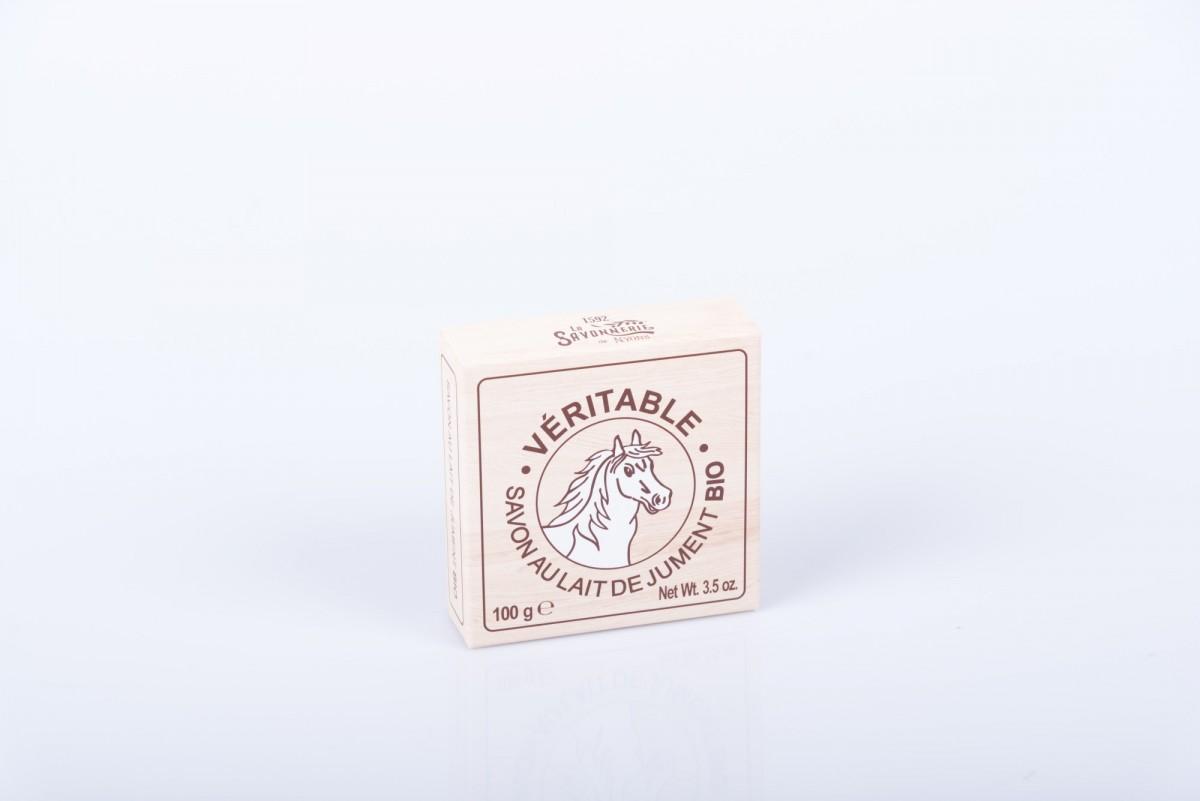 Мыло с био молочком кобылы 100 грамм. vivacite.ru